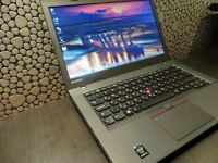 RRP £599, 3 Months Old, 3 Year Warranty, Lenovo L450 Laptop, i3 5th Gen, 8GB, 128GB SSD Docking