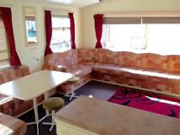 Static caravan for sale at 5 star sea view park pet friendly morecambe north west 12 month