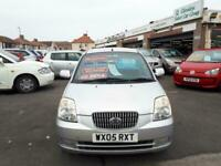 2005 Kia Picanto 1.1 LX Automatic 5-Door From £2,995 + Retail Package HATCHBACK