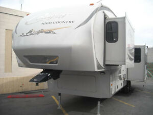 2012 Cougar High Country-299RKS