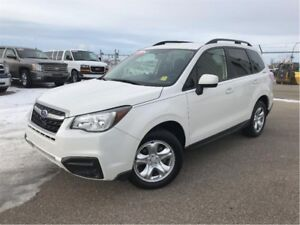 2017 Subaru Forester AWD-HTD SEATS-BACK UP CAM.