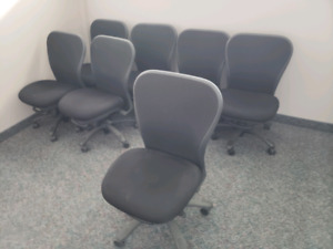 Office furniture chairs tables cubicles office items