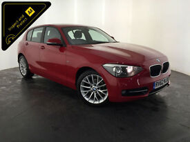 2012 62 BMW 118D SPORT 5 DOOR HATCHBACK 1 OWNER SERVICE HISTORY FINANCE PX