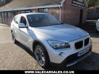 2011 60 BMW X1 2.0 SDRIVE18D SE 5 DR DIESEL