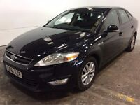 2011 (61) Ford Mondeo 6 Speed 1.6 TDCi ECO Zetec (start/stop) £30 TAX (PASSAT, INSIGNIA, OCTAVIA, VW