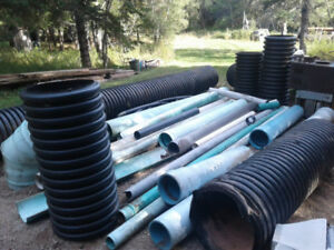 Culvert and Sewer pipes various lengths
