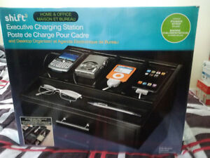 Phone charging station - new in box