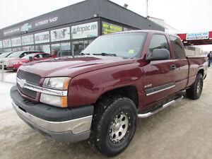 2003 Chevrolet Silverado 1500 LS **SAFETIED**FINANCING&WARRANTY*