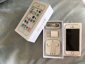 iphone 5S 16gb mint condition IBW all brand new accessories