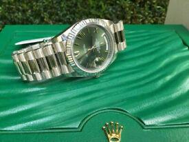 ROLEX SwissMade Pro Watches Genuine Swiss Veritable ETA