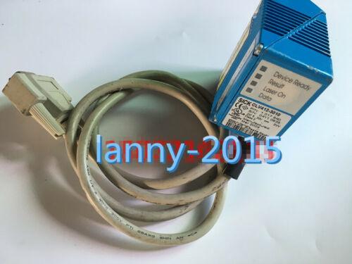 1pc Used Sick Clv412-3010 1017540