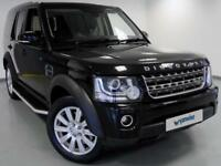 2015 Land Rover Discovery Diesel black Semi Automatic