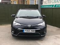 2015 Toyota Avensis 2.0 D-4D Business Edition Plus Touring Sports (s/s) 5dr