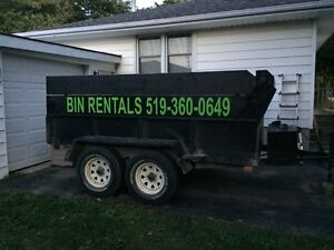 Bulldog bin rentals & deliveries