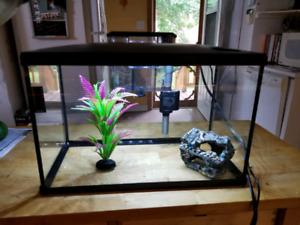 Aquarium Marina S10 (10 gallons)