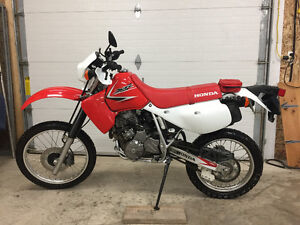Reduced Price Honda XR 650L STREET/TRAIL