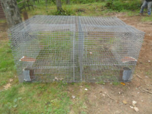 Heavy Gauge Wire Cages