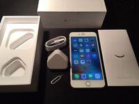 iPhone 6 Plus 128GB - Silver - Unlocked