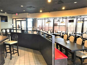 Mississauga Restaurant For Sale at Dundas and Dixie Rd