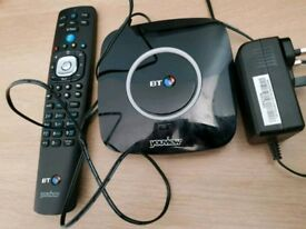 BT youview box model T2200