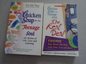 Chicken Soup for the Teenage Soul (The Real Deal) Cornwall Ontario image 1
