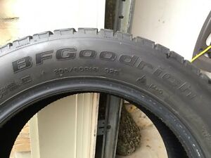 205/60R16 Snow/Winter tires - excellent condition