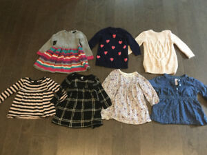 6-12 month Dresses and Tunics