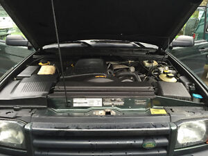 2001 Land Rover Discovery se7 SUV, Crossover