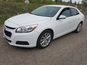 ******2014 Chevrolet Malibu 4 door, With Only 60950 KMS ******
