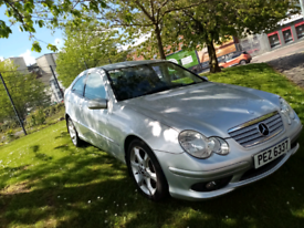 Mercedes c230 se auto
