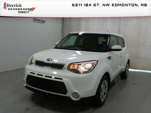 2015 Kia Soul   4Dr Wagon GL Power Group A/C $87.60 B/W