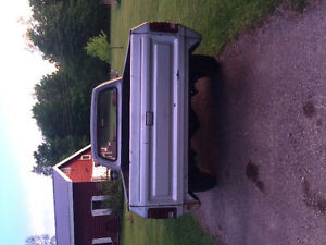 1992 Dodge Power Ram 2500 Pickup Truck