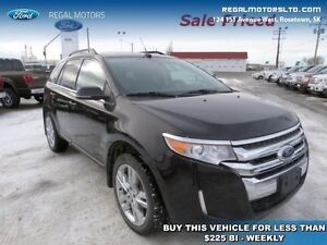 2014 Ford Edge Limited   - Leather Seats -  Bluetooth -  Heated
