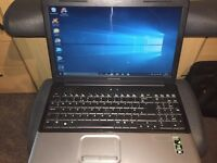 3GB HP HD 160GB window10, Microsoft office, ready to use, mint condition