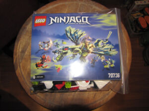 Retired Lego Ninjago Sets