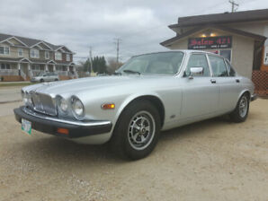 1982 Jaguar XJ6 128k Safetied Great Condition
