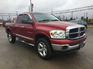 2007 DODGE RAM PICKUP 1500 SLT * 4WD * EXTRA CLEAN INSIDE & OUT London Ontario image 8