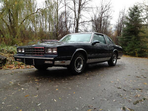 First Car 1986 Monte Carlo