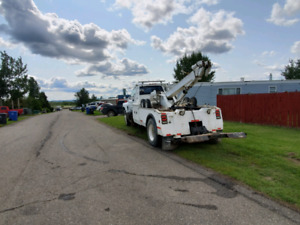 For sale: 1994 GMC topkick wrecker/recovery tow truck