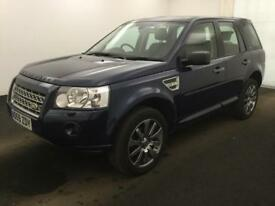 Feb 2010 LAND ROVER FREELANDER 2 2.2 TD4 AUTO HSE 4x4 SAT.NAV * Htd.Elec.Leather