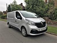 2015 Renault Trafic 1.6 dCi Low Roof Van LL29 115 Business+ AIR CON
