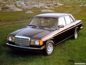 Looking for a clean Mercedes w123