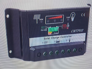 M.P.P.T Solar Charge Controller  30 Amp $60 647 217 9066