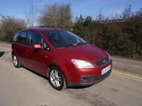 2006 Ford Focus C-MAX 1.6 Zetec ++ SPARES OR REPAIR ++ STARTS & DRIVES ++