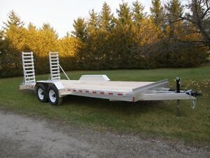 All Canadian Made BreMar/Ajj's Aluminum Trailers London Ontario image 9