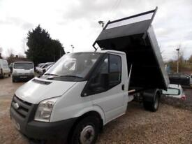 Ford Transit 350 Mwb C/C 100 Box Van 2.4 Manual Diesel
