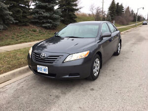 2009 Toyota Camry LE  4 cylinder 2.4 L
