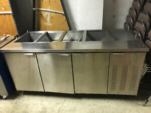 Cold Serving Table