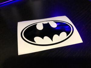 "Batman Logo Vinyl Decal Sticker (4"")"