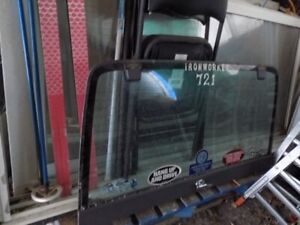 Jeep yj rear door for hard top REDUSED